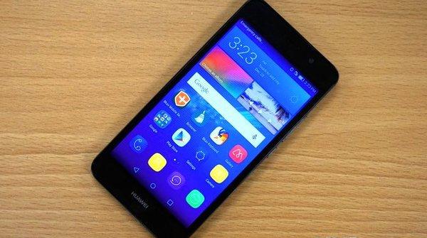 Trải nghiệm nhanh Huawei Y6