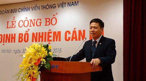 Tân Tổng giám đốc VNPT - VinaPhone: 'Nếu không làm tốt tôi sẽ từ chức'