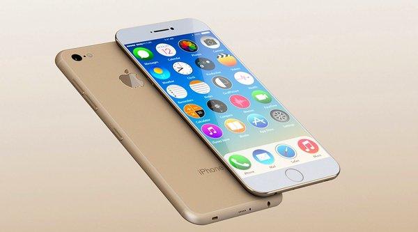 iPhone 7 không còn dải nhựa nữa và sẽ chống nước?