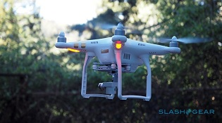 Vùng cấm drone bay ở thủ đô Mỹ mở rộng đến 30 dặm
