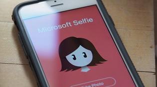 Microsoft phát hành ứng dụng Selfie cho... iOS