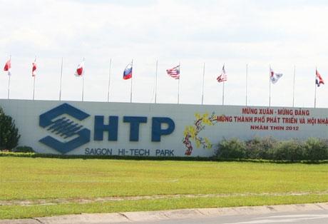 Khu công nghệ cao Saigon Hi-Tech Park hút nhà đầu tư
