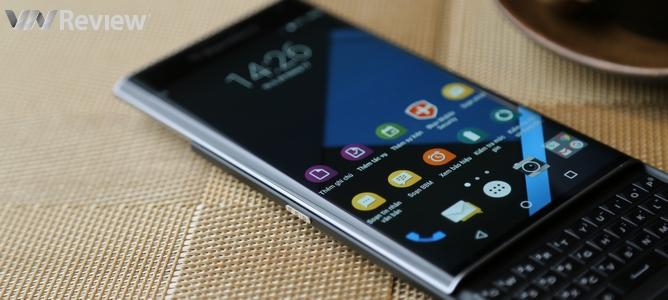 Android trên BlackBerry Priv có gì đặc biệt?