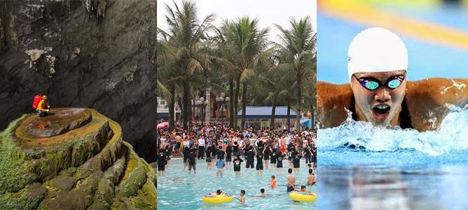 Top 10 sự kiện nóng trên mạng Việt Nam 2015