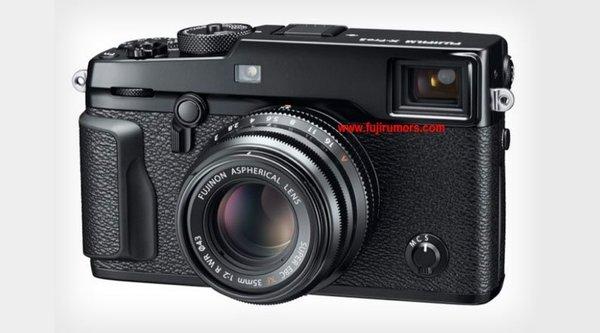 Rò rỉ hình ảnh Fujifilm X-Pro 2 trước ngày ra mắt