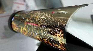 LG sẽ trình diễn màn hình OLED 18 inch uốn dẻo như giấy tại CES 2016