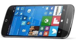 Acer trình làng smartphone cao cấp Liquid Jade Primo chạy Windows 10