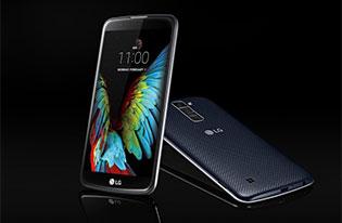 LG ra mắt 2 smartphone đầu tiên của dòng K: K10 và K7