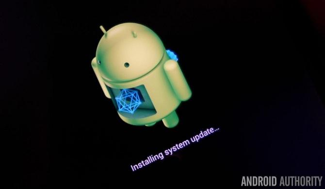Các thiết bị Google Nexus bắt đầu nhận được bản cập nhật bảo mật tháng Một