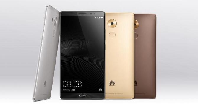 CES 2016: Huawei Mate 8 chính thức lên kệ tại một số thị trường