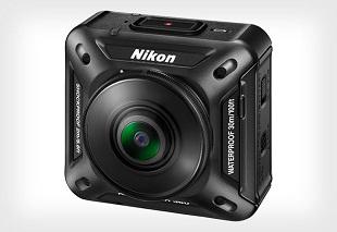 Camera hành động đầu tiên có thể quay 360 độ