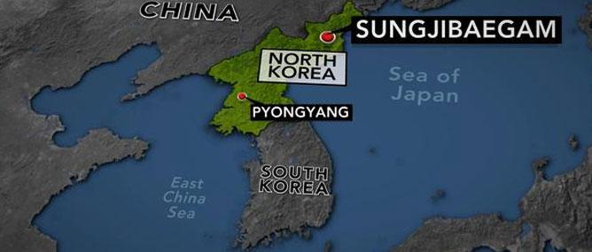 Triều Tiên thử bom nhiệt hạch (H-bomb)