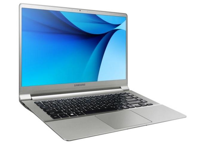 CES 2016: samsung trình làng dòng MTXT siêu mỏng Notebook 9 Series