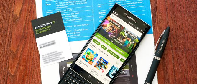 Tất cả smartphone BlackBerry năm nay sẽ chỉ chạy Android