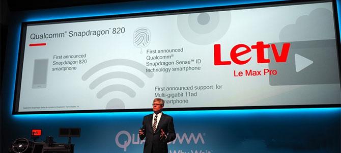 Những smartphone đáng chú ý ra mắt tại CES 2016