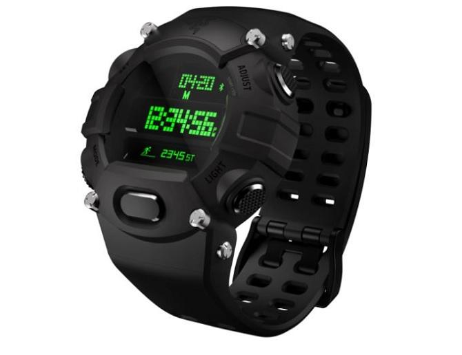 CES 2016: Razer trình làng Nabu Watch, thông minh nhưng không phải là smartwatch