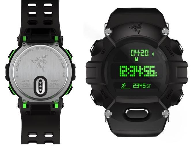 Razer trình làng Nabu Watch, giá khởi điểm 150 USD