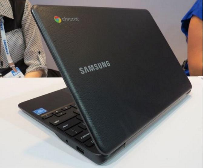 CES 2016: Samsung giới thiệu Chromebook 3
