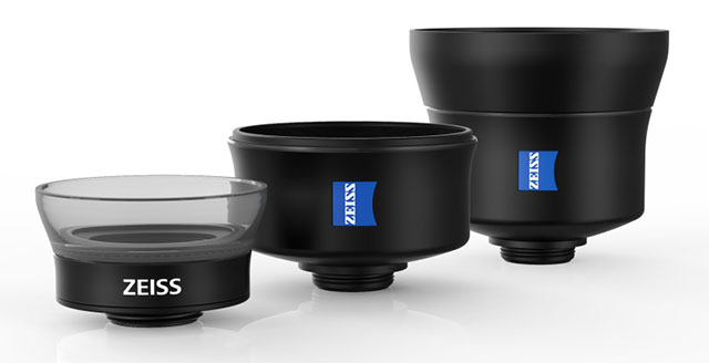 CARL ZEISS sản xuất ống kính rời dành cho iPhone