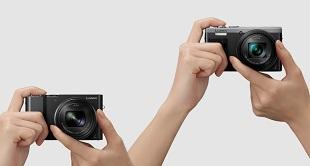 Panasonic ra mắt cặp máy ảnh compact có thể quay video 4K, chống rung 5 trục
