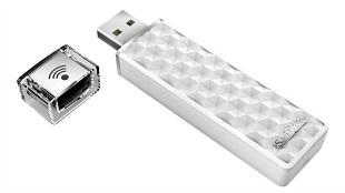 USB 200GB có thể kết nối qua Wi-Fi