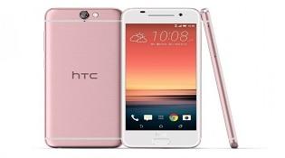HTC One A9 có thêm bản màu hồng