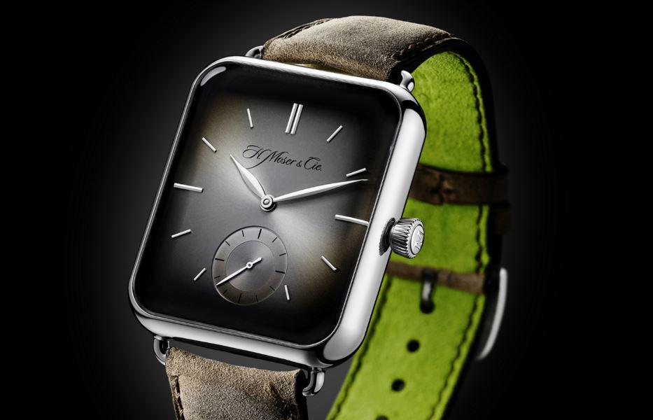 """Đồng hồ Thụy Sỹ """"giống hệt"""" Apple Watch có giá... 25.000 USD"""