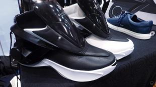 Zhor Tech - giày thông minh điều khiển bằng smartphone
