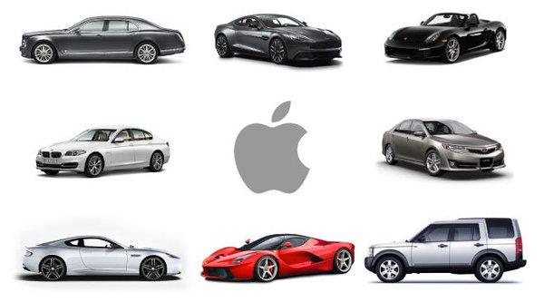 Apple 'đặt gạch' trước các tên miền apple.car, apple.auto và apple.cars