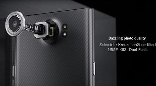 BlackBerry Priv được cập nhật ứng dụng camera