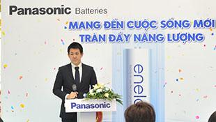 Panasonic giới thiệu giải pháp năng lượng mặt trời di động