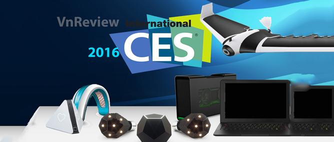 Điểm lại những sản phẩm công nghệ ấn tượng nhất CES 2016