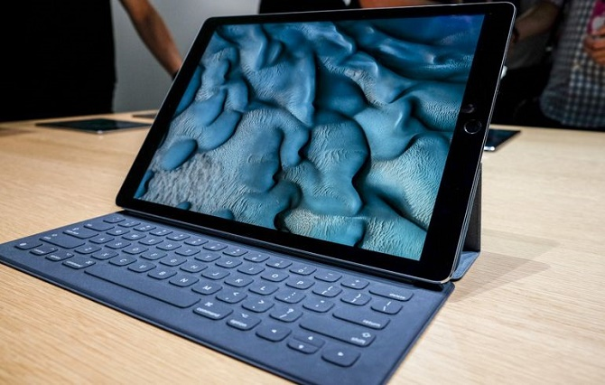 Với Microsoft, iPad Pro