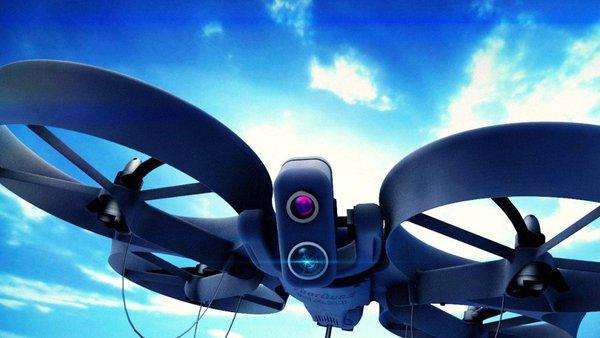 Airbus phát triển hệ thống bắn hạ drone quanh những khu vực 'nhạy cảm'
