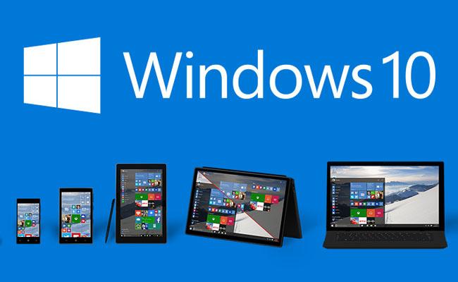 Càng ngày, Microsoft càng lộ rõ tham vọng đưa Windows 10 lên toàn bộ các máy PC trên toàn cầu.