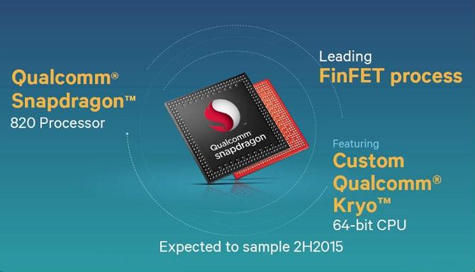 Samsung giành được hợp đồng sản xuất Snapdragon 820