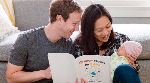 Bất chấp phong trào phản đối vắc-xin ở Mỹ, CEO Facebook vẫn đưa con gái đi tiêm phòng