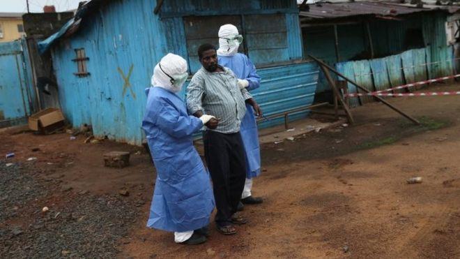 Cơn đại dịch cướp đi sinh mạng của 11.000 người dân Tây Phi giờ đây đã trở thành dĩ vãng.