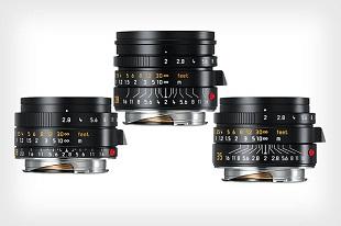 Leica công bố 3 ống kính Wide-Angle cho ngàm M-mount