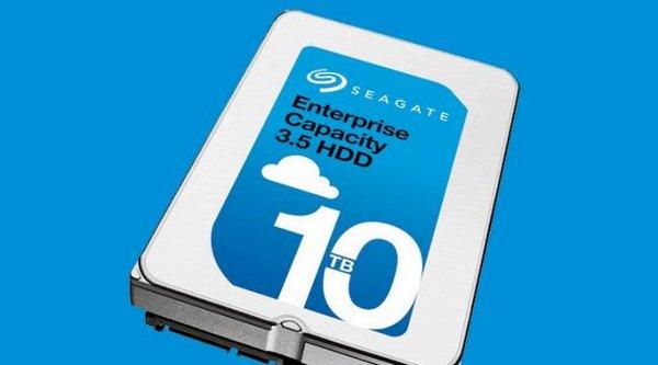 Đến lượt Seagate tung ra ổ cứng 10 TB sử dụng khí helium