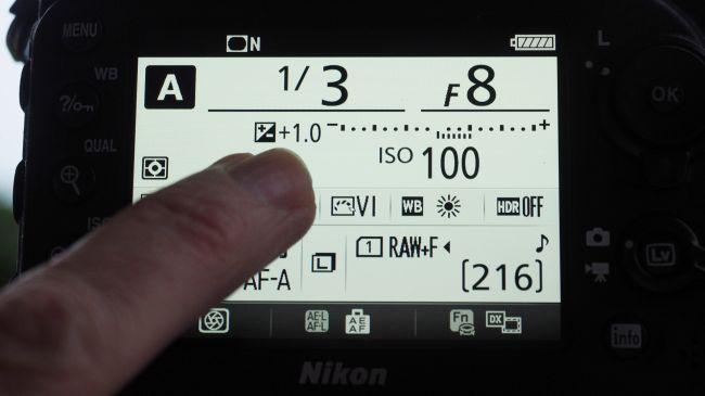 Làm chủ các thông số trên máy ảnh