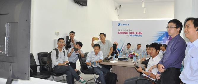Thử nghiệm mạng 4G tại Hà Nội đạt tốc độ đến 245 Mbps