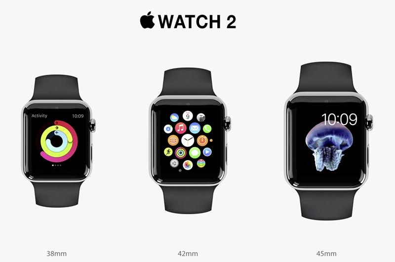 Apple Watch 2 bắt đầu sản xuất bản mẫu