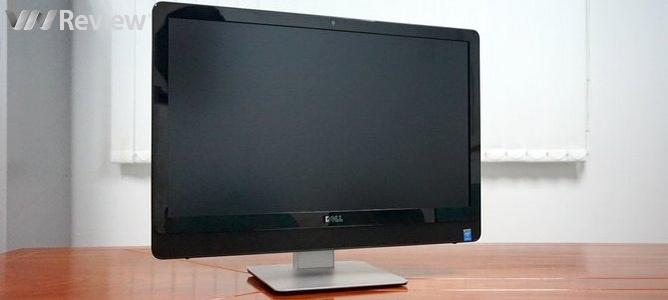 Đánh giá nhanh máy tính AIO Dell Inspiron 24 nền tảng Skylake