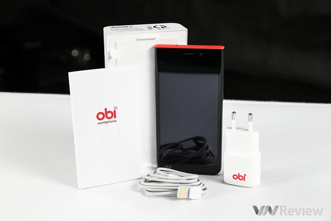 Mở hộp Obi SJ1.5