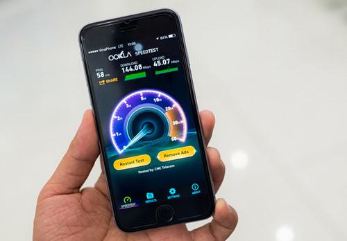 Địa điểm nào cho trải nghiệm 4G miễn phí?