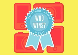 Smartphone và DSLR: Ai sẽ chiến thắng?