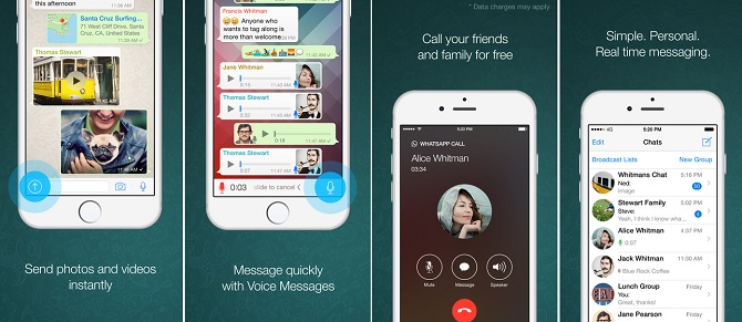 Whatsapp đã miễn phí hoàn toàn