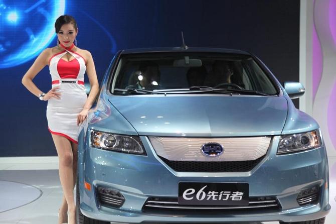 Hãng xe ô tô điện Trung Quốc bất ngờ vượt mặt Tesla và Nissan