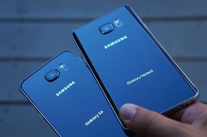 """Samsung bị kiện vì """"lười"""" cập nhật smartphone Android"""